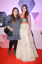 Shibani Dandekar at Lakme Fashion Week Preview on 8th March 2016 (82)_56e00cc3e57b2.JPG