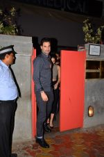 Sunny Leone snapped at Fatty Bao in Bandra on 8th March 2016
