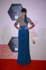 at Lakme Fashion Week Preview on 8th March 2016