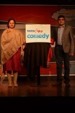 at Tata sky comedy channel launch in Mumbai on 8th March 2016