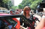 Deepshikha Nagpal at Bangur Nagar police station on 9th March 2016 (13)_56e1847a5faac.JPG