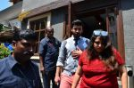 Fawad Khan snapped post lunch in Mumbai on 9th March 2016