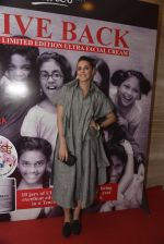 Neha Dhupia Supports a Special Charity Project by Kiehl