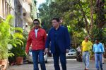 Rishi Kapoor, Gulshan Grover at Kapoor n Sons photo shoot on 9th March 2016
