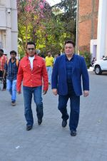 Rishi Kapoor, Gulshan Grover at Kapoor n Sons photo shoot on 9th March 2016 (39)_56e16725a01ef.JPG