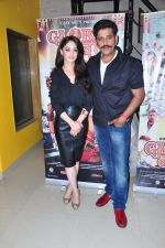 Sandeepa Dhar, Ravi Kishan at Global Baba film launch on 9th March 2016