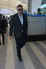 Boman Irani snapped at airport on 10th March 2016