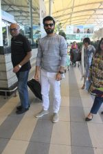 Fawad Khan snapped at airport on 10th March 2016