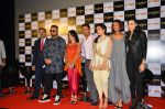 Honey Singh, Gurbani Judge, Achint Kaur, Parul Gulati at Zorawar film launch on 10th March 2016 (24)_56e26e6f4bf69.JPG