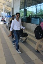 Manoj Bajpai snapped at airport on 10th March 2016