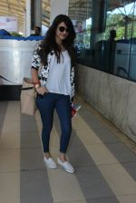 Sonal Chauhan snapped at airport on 10th March 2016 (24)_56e26c8c1bad0.JPG