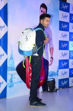 Varun Dhawan at skybags launch on 11th March 2016