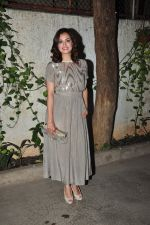 Dia Mirza at Taj Mahal screening on 11th March 2016