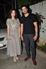 Dia Mirza, Zulfi Syed at Taj Mahal screening on 11th March 2016