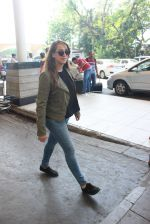 Hazel Keech snapped at airport on 11th March 2016 (40)_56e407e873185.JPG