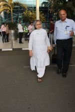 Jaya Bachchan snapped at airport on 11th March 2016
