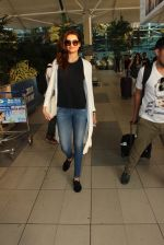 Karishma Tanna snapped at airport on 11th March 2016