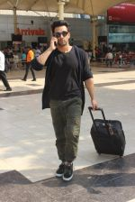Pulkit Samrat snapped at airport on 11th March 2016