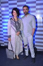 Shraddha Nigam, Mayank Anand at Tresorie store on 11th March 2016