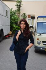 Twinkle Khanna snapped at Mehboob on 11th March 2016