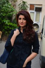 Twinkle Khanna snapped at Mehboob on 11th March 2016 (28)_56e40aa143ba9.JPG