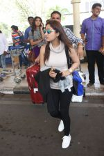 Yami Gautam snapped at airport on 11th March 2016