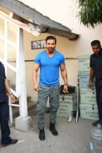 john Abraham snapped at mehboob on 11th March 2016