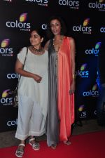 indira krishnan at Colors red carpet on 12th March 2016