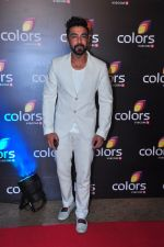 Aashish Chaudhary at Colors red carpet on 12th March 2016 (227)_56e5523716728.JPG
