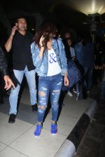 Alia Bhatt promote Kapoor N Sons after they return from Bangalore on 12th March 2016