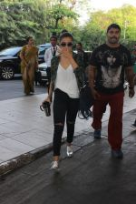 Alia Bhatt snapped at the airport on 12th March 2016