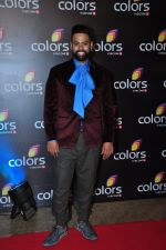 Andy at Colors red carpet on 12th March 2016