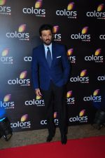 Anil Kapoor at Colors red carpet on 12th March 2016