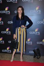 Anushka Ranjan at Colors red carpet on 12th March 2016