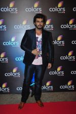 Arjun Kapoor at Colors red carpet on 12th March 2016