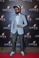 Ayushman Khurana at Colors red carpet on 12th March 2016 (312)_56e55329ad5ce.JPG