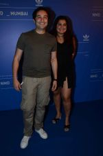 Divya Palat, Aditya Hitkari at Adidas launch in Mumbai on 12th March 2016 (381)_56e54eb689172.JPG