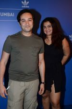 Divya Palat, Aditya Hitkari at Adidas launch in Mumbai on 12th March 2016 (383)_56e54eb775c1e.JPG
