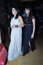 Ekta Kapoor at Colors red carpet on 12th March 2016
