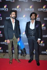Gaurav Chopra at Colors red carpet on 12th March 2016 (259)_56e55368027e2.JPG
