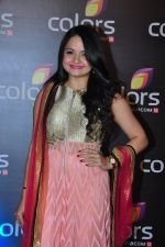 Giaa Manek at Colors red carpet on 12th March 2016 (160)_56e5537d49bfc.JPG