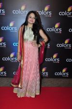 Giaa Manek at Colors red carpet on 12th March 2016 (161)_56e5537e27664.JPG