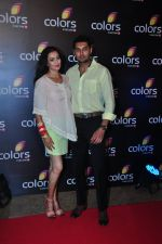 Jasveer Kaur at Colors red carpet on 12th March 2016