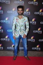 Karan Tacker at Colors red carpet on 12th March 2016