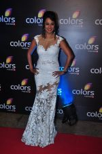 Kashmira Shah at Colors red carpet on 12th March 2016