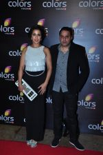 Krishika Lulla at Colors red carpet on 12th March 2016