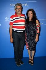 Leena Mogre at Adidas launch in Mumbai on 12th March 2016