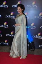 Madhuri Dixit at Colors red carpet on 12th March 2016 (253)_56e55411e5998.JPG