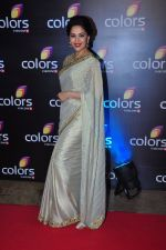Madhuri Dixit at Colors red carpet on 12th March 2016 (256)_56e554152316a.JPG