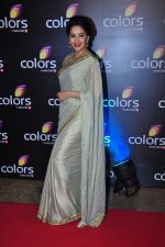 Madhuri Dixit at Colors red carpet on 12th March 2016 (257)_56e554176d211.JPG